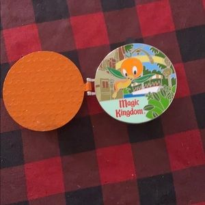 Disney pin pass holder limited edition
